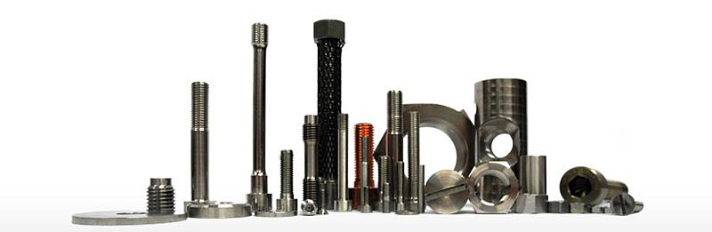 Titanium onderdelen: sterk, licht, geen roest