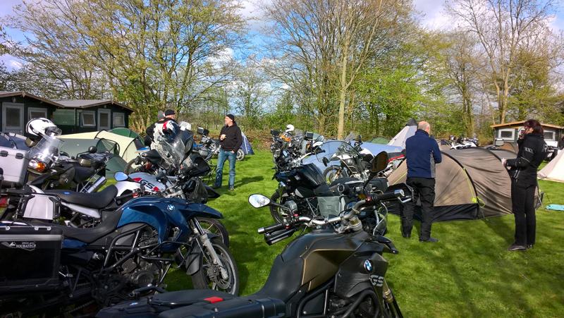 Motorcamping in Friesland