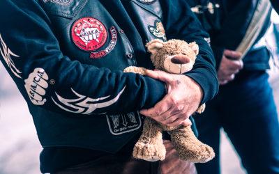 Grote beren met kleine harten
