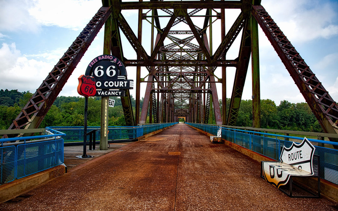 Motorvakantie Route 66