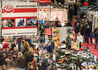 Dé Noordelijke Motorbeurs - Expo Assen: Mooi aanbod van occasions bij Joop Hoekstra Motoren uit Friesland