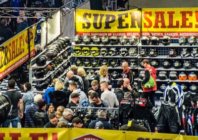 Dé Noordelijke Motorbeurs - Expo Assen: Hoge kortingen op motorkleding, helmen en laarzen bij Motoport