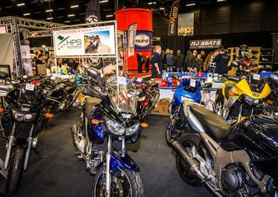 Dé Noordelijke Motorbeurs - Expo Assen: TDM en TRX specialist HPS Motoren