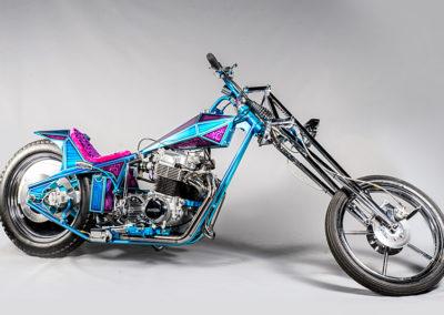 Dé Noordelijke Motorbeurs - Expo Assen: Mooie custom bikes