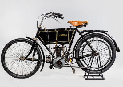 Dé Noordelijke Motorbeurs - Expo Assen: mooie aanbod oldtimers