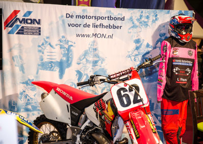 Dé Noordelijke Motorbeurs - Expo Assen: Ook motorclubs en bonden aanwezig
