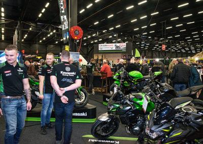 Dé Noordelijke Motorbeurs - Expo Assen: nieuwe Kawasaki-modellen