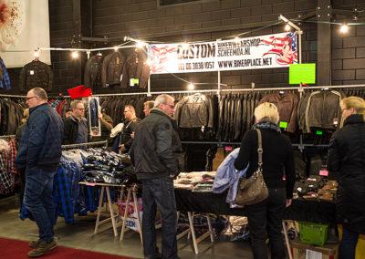 Dé Noordelijke Motorbeurs - Expo Assen: stoere kleding voor de echte biker