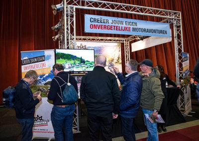 Dé Noordelijke Motorbeurs - Expo Assen: veel belangstelling voor het reisaanbod van Kobutex