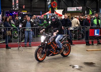 Dé Noordelijke Motorbeurs - Expo Assen: rijvaardigheidstraining van 2speed