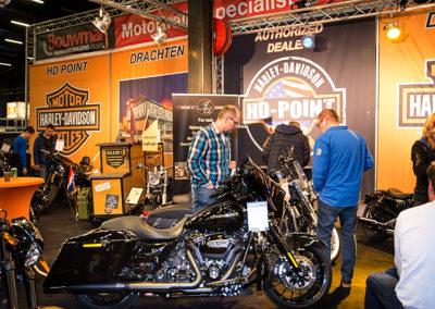 Dé Noordelijke Motorbeurs - Expo Assen: Harley-Davidson specialist uit Friesland