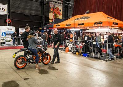 Dé Noordelijke Motorbeurs - Expo Assen:  Kennismaken met rijvaardigheidstrainingen
