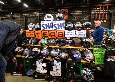 Dé Noordelijke Motorbeurs - Expo Assen:  50% korting op helmen