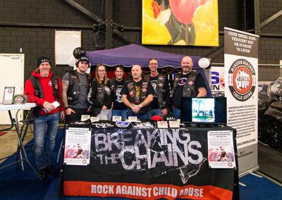 Dé Noordelijke Motorbeurs - Expo Assen:  Ook de club van BACA aanwezig