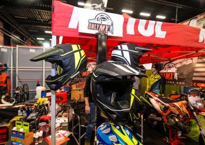 Dé Noordelijke Motorbeurs - Expo Assen:  Ook MX op de beurs met een stand