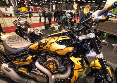 Dé Noordelijke Motorbeurs - Expo Assen:  Special paints
