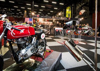 Dé Noordelijke Motorbeurs - Expo Assen:  Grote keuze aan uitlaten