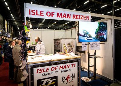 Dé Noordelijke Motorbeurs - Expo Assen:  Reizen naar Isle of Man TT