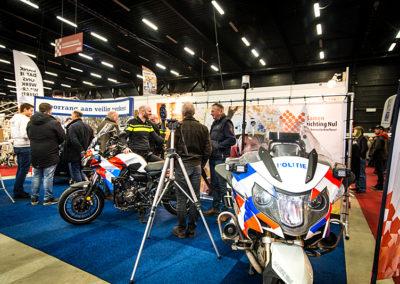 Dé Noordelijke Motorbeurs - Expo Assen: Veiligheid bij politie voorop