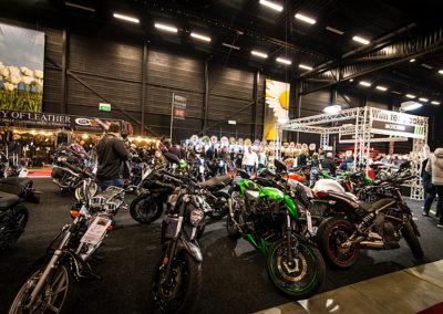 Dé Noordelijke Motorbeurs - Expo Assen:  Mooi aanbod motorfietsen bij Wim ter Braake Motoren