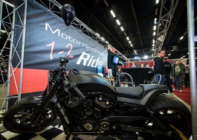 Dé Noordelijke Motorbeurs - Expo Assen: Gratis een eerste motorrijles bij 1-2 Ride