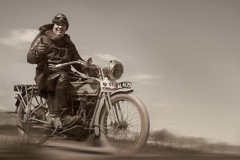 Oldtimers en klassiekers VMC op motorbeurs