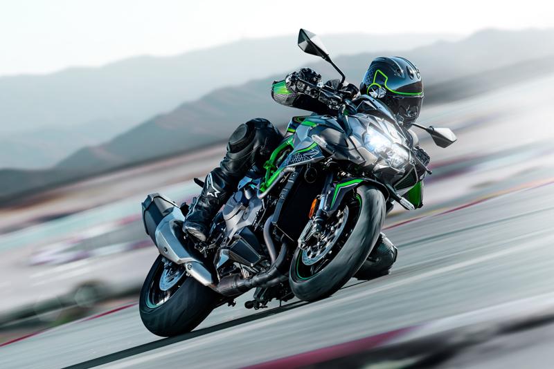 Nieuwe 2020 modellen van Kawasaki